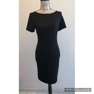 Julia Jordan Black Cocktail Work Dress Size 2
